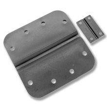 What is a Plastic Living Butt Hinge?