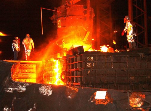 How Steel Manufacturing Boosted the US Economy