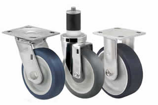 Comparing the Different Types of Casters - Monroe Engineering