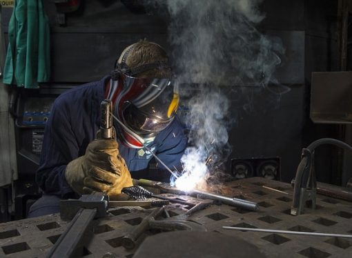 The 5 Types of Fusion Welding