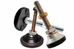 Tapped vs Stud Leveling Feet: What's the Difference?