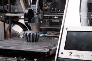 Additive manufacturing machine