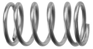 Compression spring by Monroe Engineering