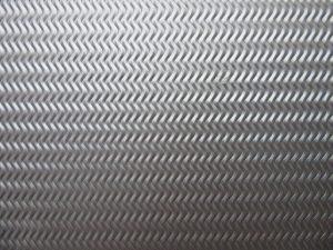 Passivated sheet metal