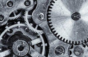 Cog of metal gears