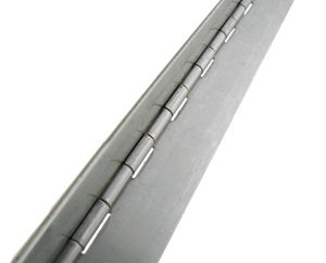 Differences Between Aluminum and Steel Piano Hinges